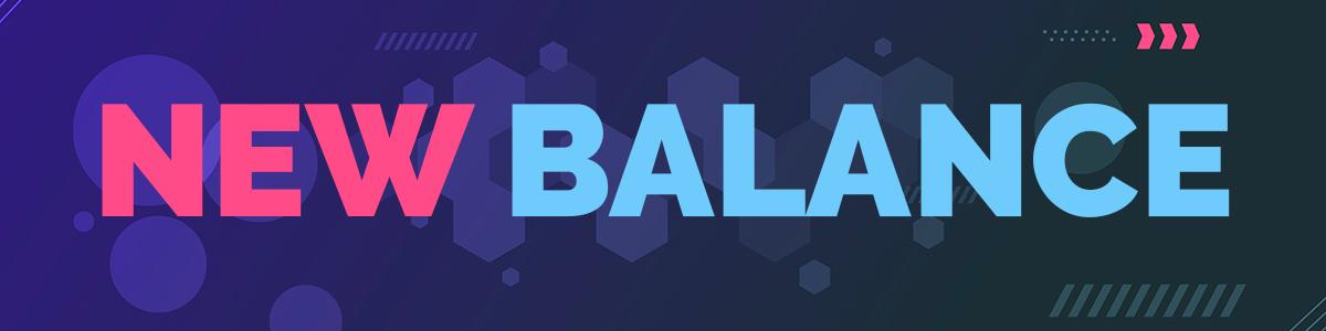 Ano novo New Balance