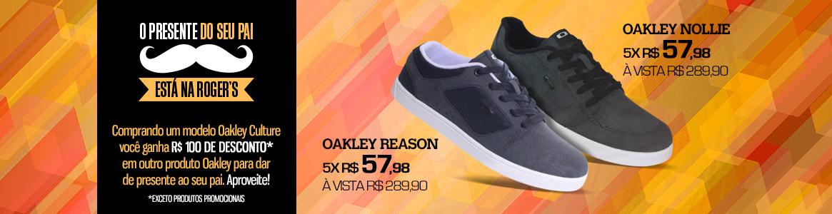 Oakley Culture