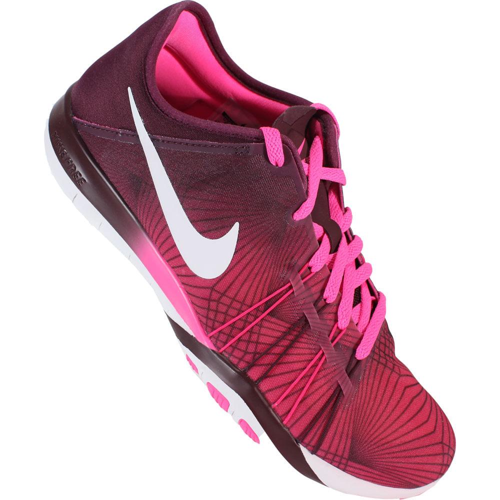 reputable site 84b37 9bbdf Tênis Feminino Nike Free TR 6 PRT