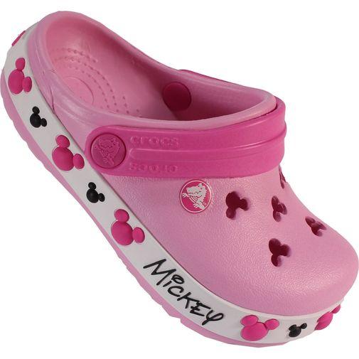 Sandália Infantil Crocs Crocbrand Mickey IV