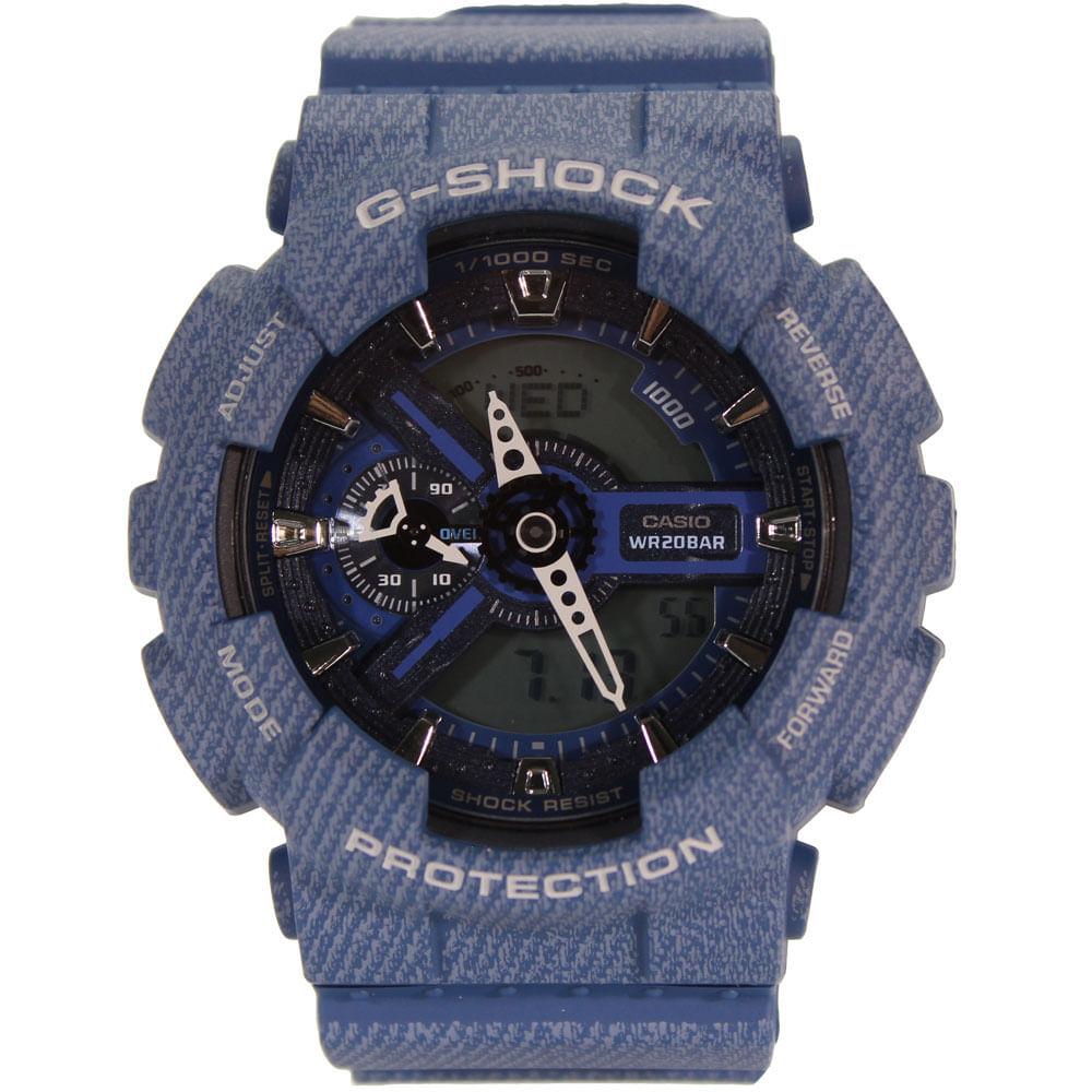 ae209ac4b1e Relógio G-Shock GA-110DC - Rogers Tenis
