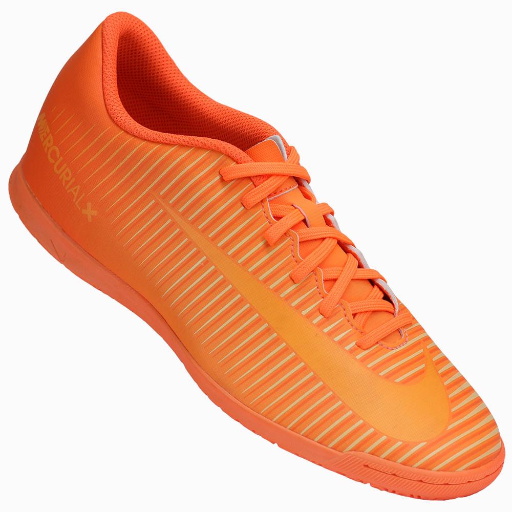 c7fe0f66c505c Chuteira Nike Mercurial X Vortex 3 IC - Rogers Tenis