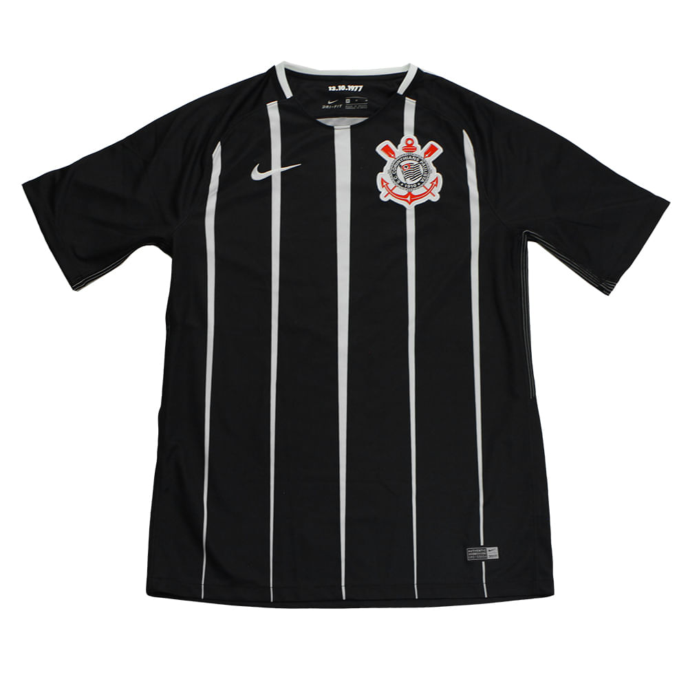 fe85348b59 Camiseta Nike Corinthians 2 - Rogers Tenis