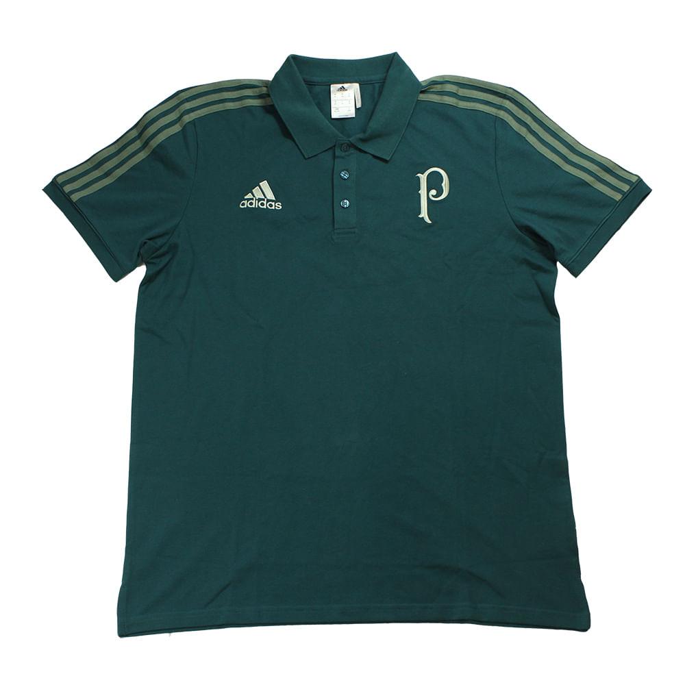 10b8d2bcae Polo Adidas Viagem Palmeiras - Rogers Tenis