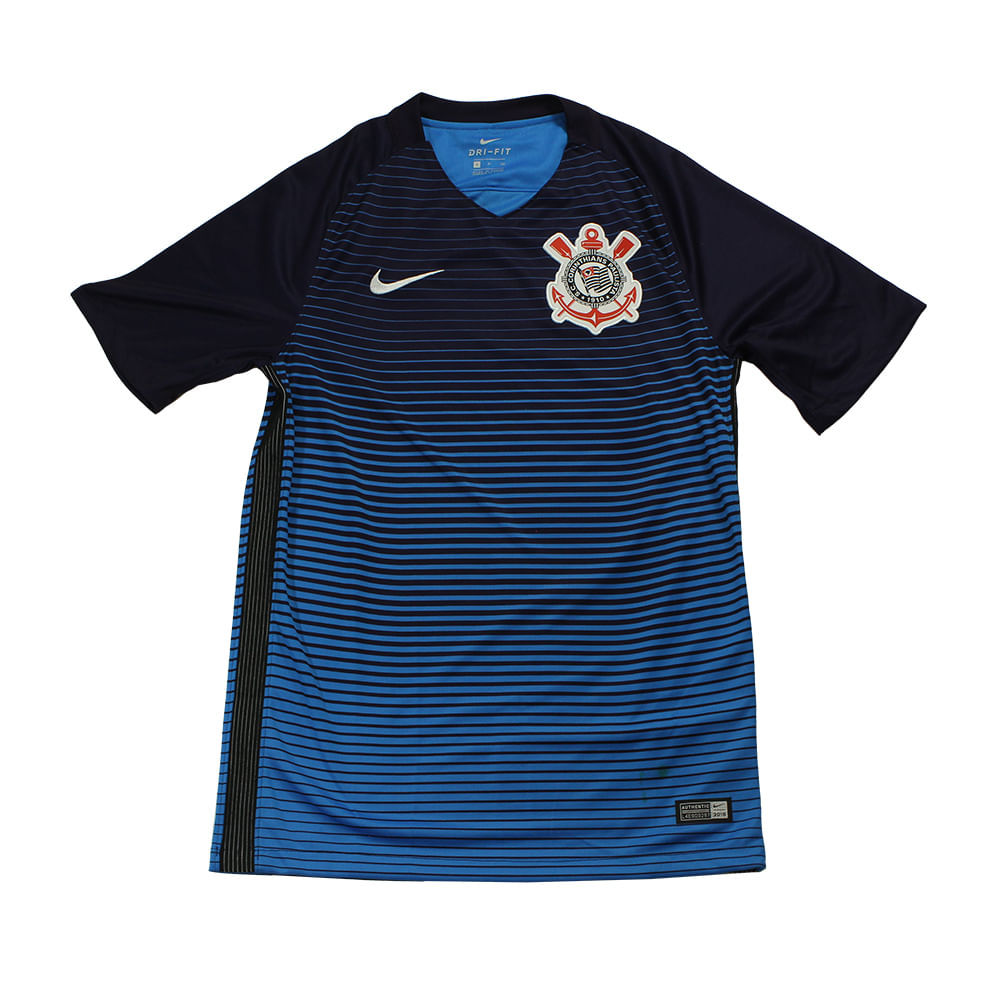 Camiseta Nike Corinthians 3 - Rogers Tenis 2cb7e6cab253c