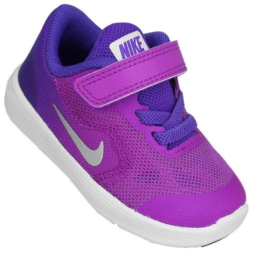 c7f23e7f15e Tênis Infantil Nike Revolution