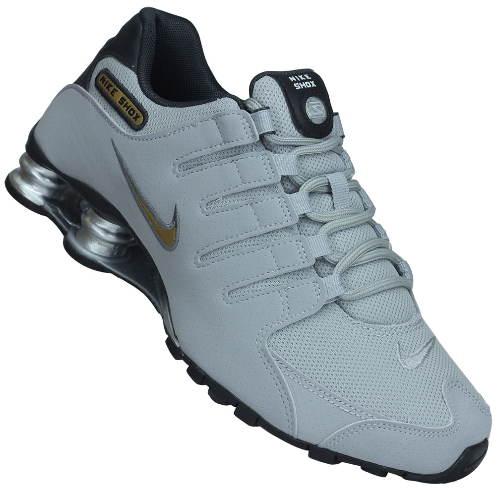 4991bde2f64 Tênis Nike Shox NZ - Rogers Tenis