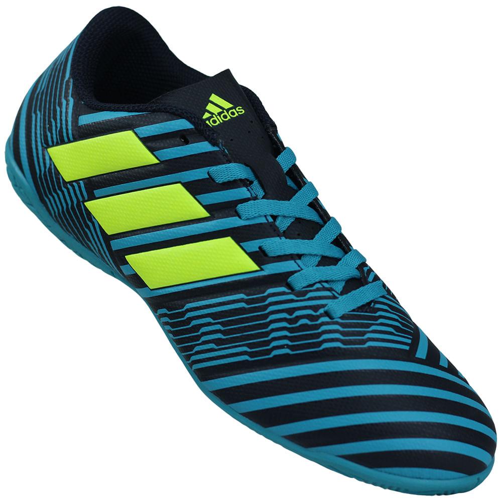 8045081b96 Chuteira Adidas Nemeziz 17.4 Futsal - Rogers Tenis