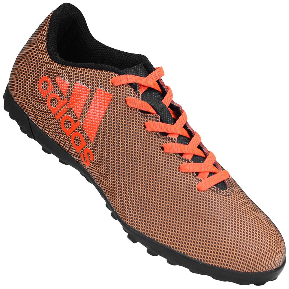 819b73a69a Chuteira Adidas X 17.4 Society - Rogers Tenis