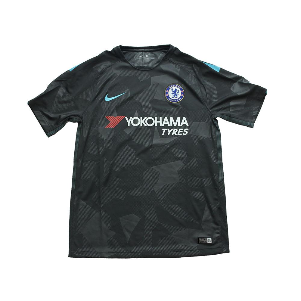 57783d98f8 Camiseta Nike Chelsea 3 - Rogers Tenis