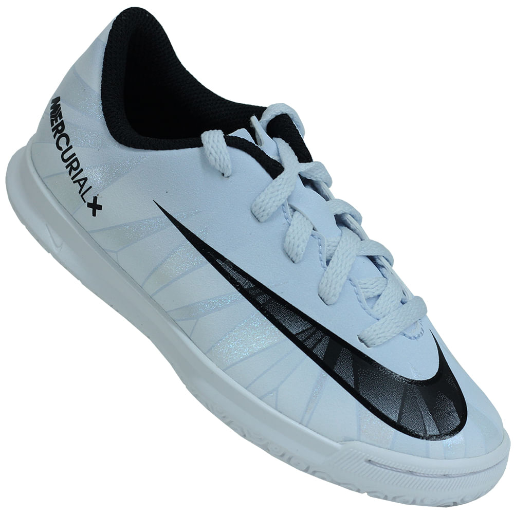 a0f41459f8 Chuteira Infantil Nike MercurialX Vortex 3 - Rogers Tenis