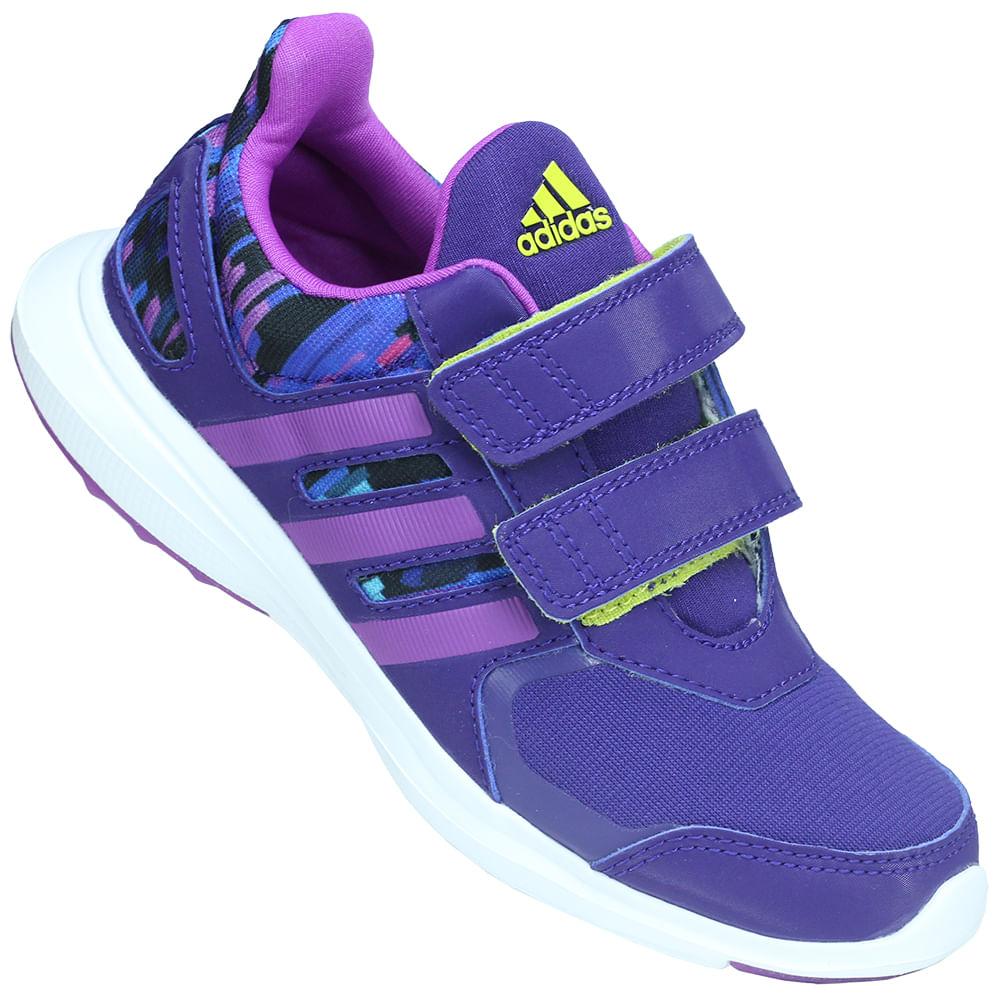 22570735996 Tênis Infantil Adidas Hyperfast 2 CF K - Rogers Tenis