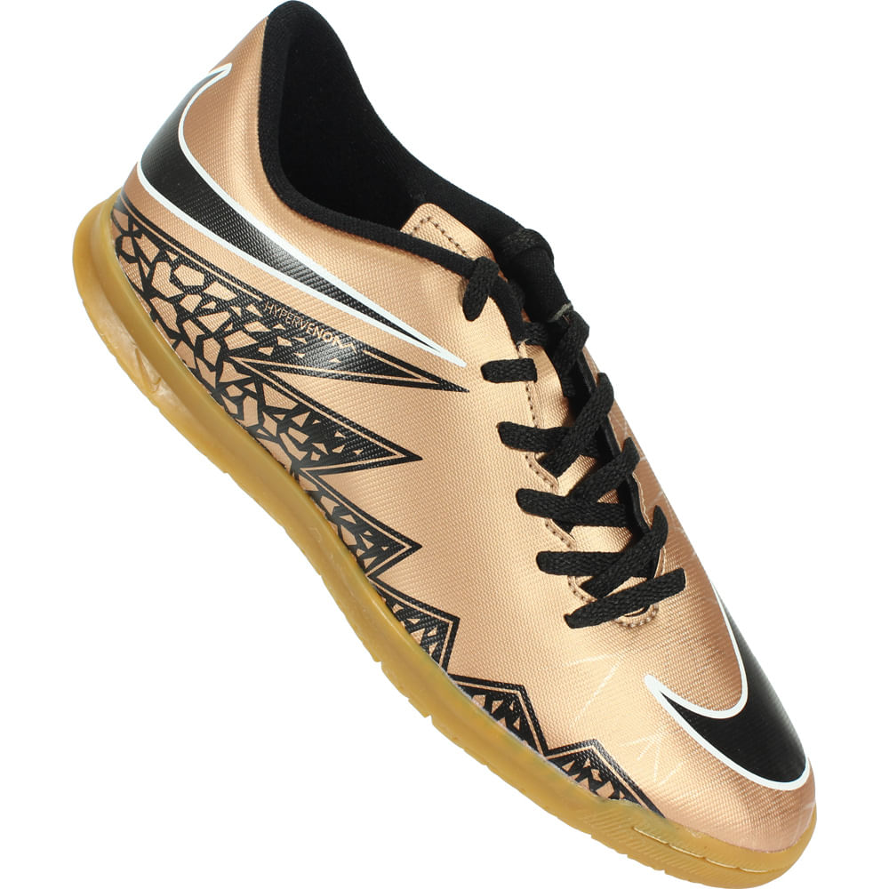 3d72476f59 Chuteira Nike Hypervenom Phade 2 IC - Rogers Tenis
