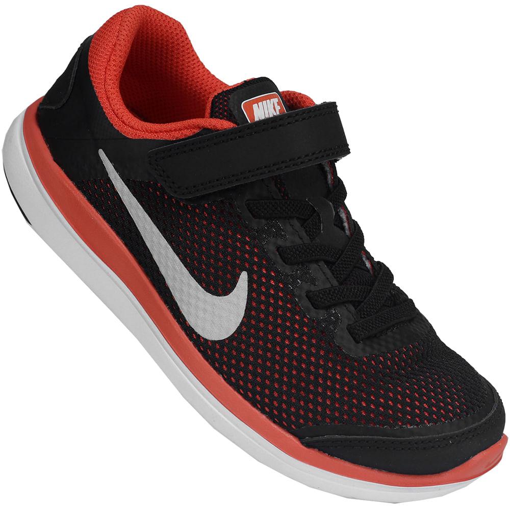 6641be6a3f61e Tênis Infantil Nike Flex RN - Rogers Tenis