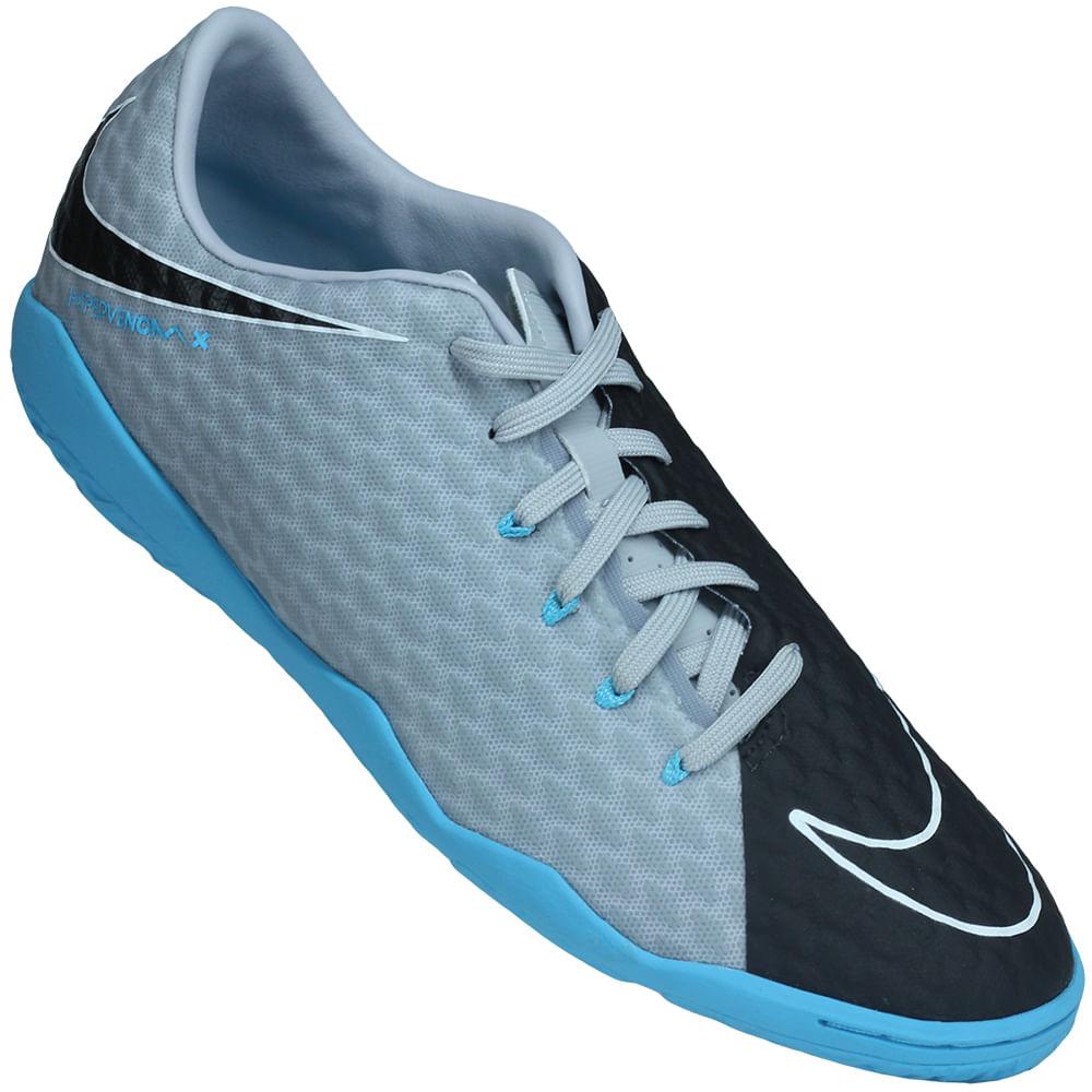 098ddaf914 Chuteira Nike Hypervenomx IC - Rogers Tenis