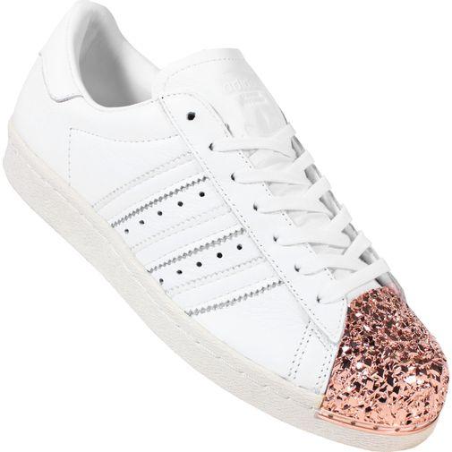 1b3d69570e6b4 Tênis Feminino Adidas Superstar 80S 3D MT