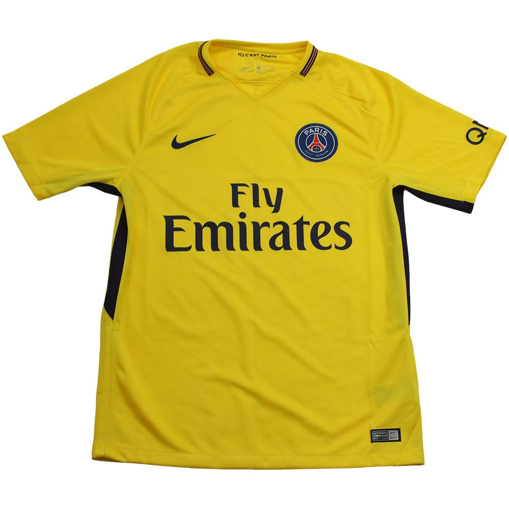Camiseta Nike PSG II - Rogers Tenis 48e529b4003f6