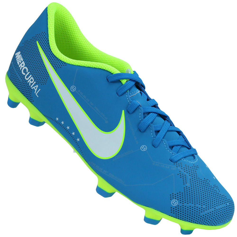 1376648ed448b Chuteira Nike Mercurial Vortex 3 Neymar - Rogers Tenis
