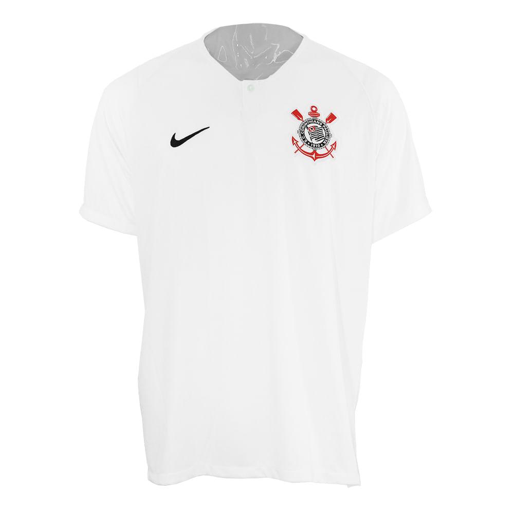 16c25dff96 Camiseta Nike Corinthians I - Rogers Tenis