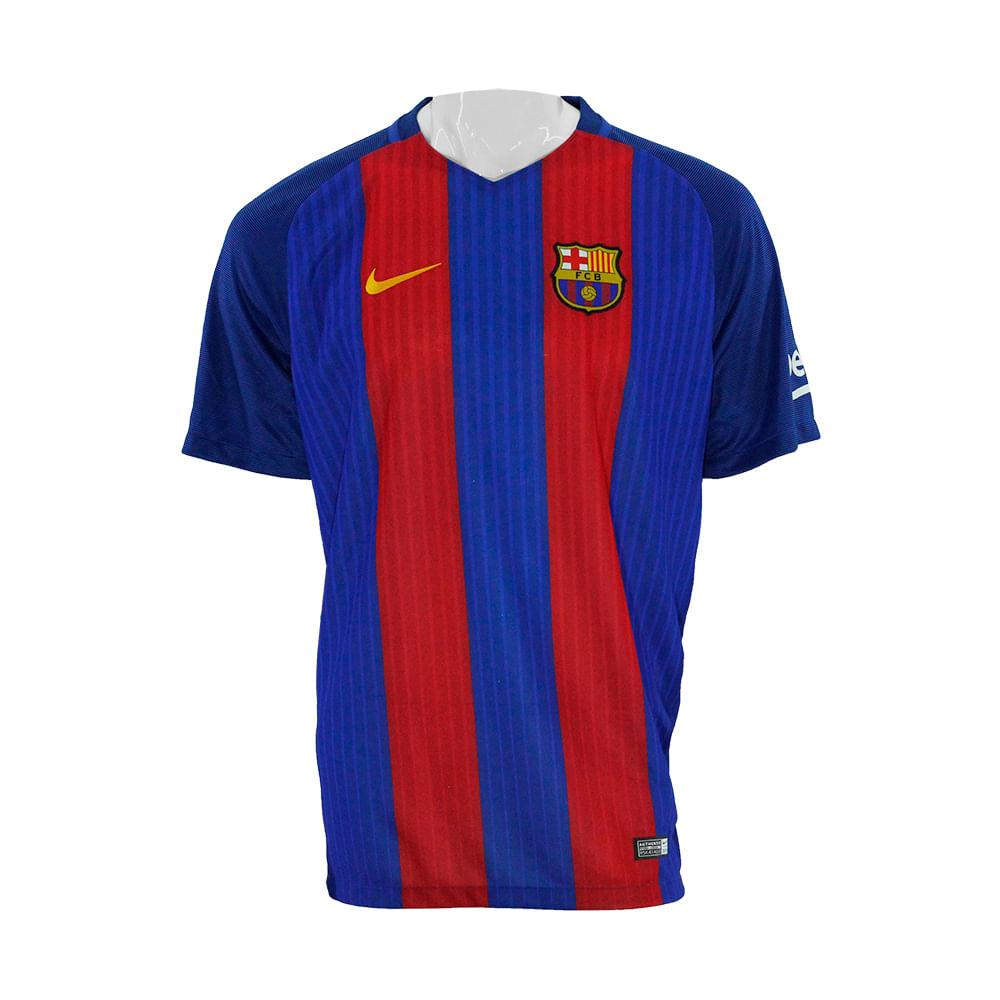 Camiseta Nike FC Barcelona - Rogers Tenis 6fdf8c4d3d6fa