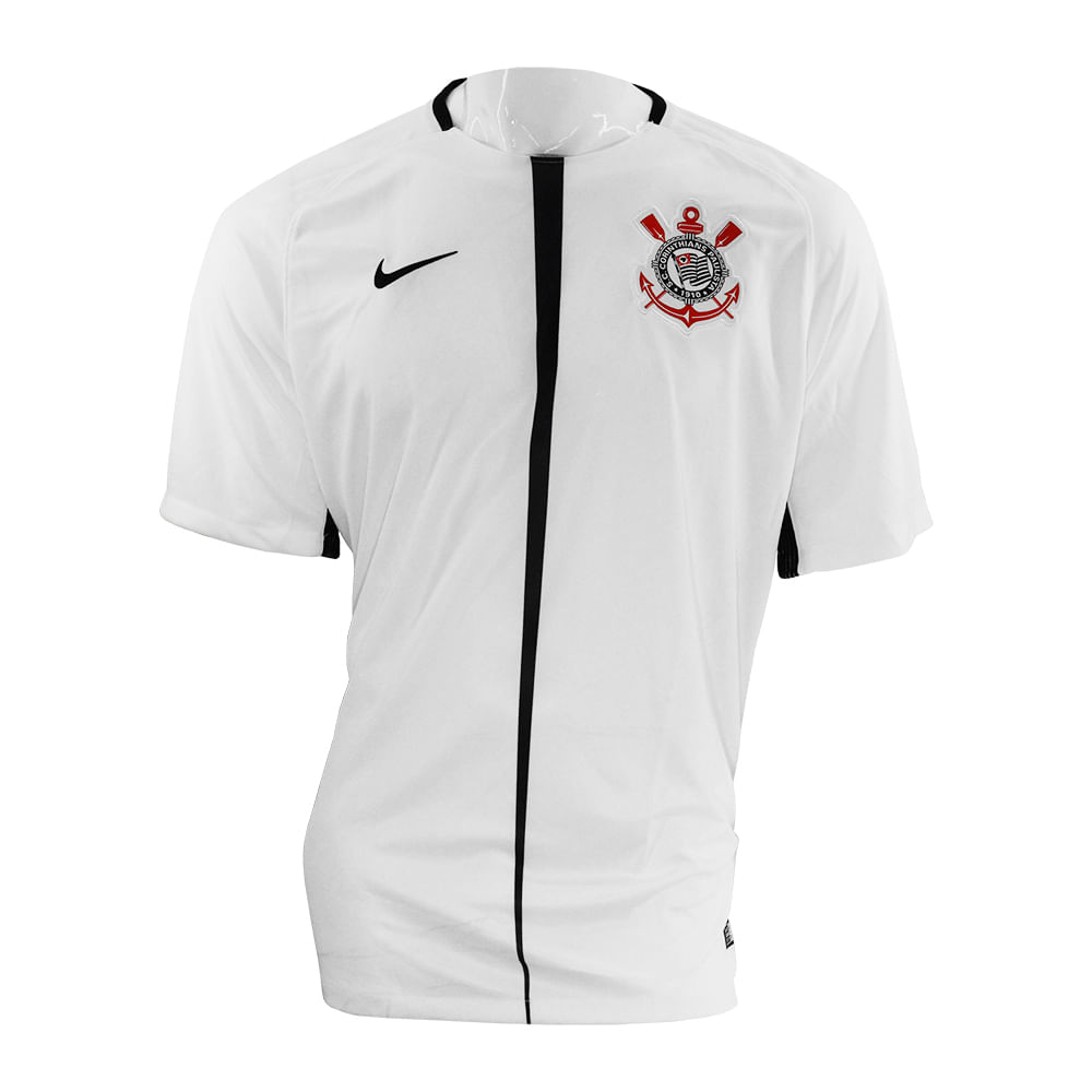 26a281d608 Camiseta Nike Corinthians Home - Rogers Tenis