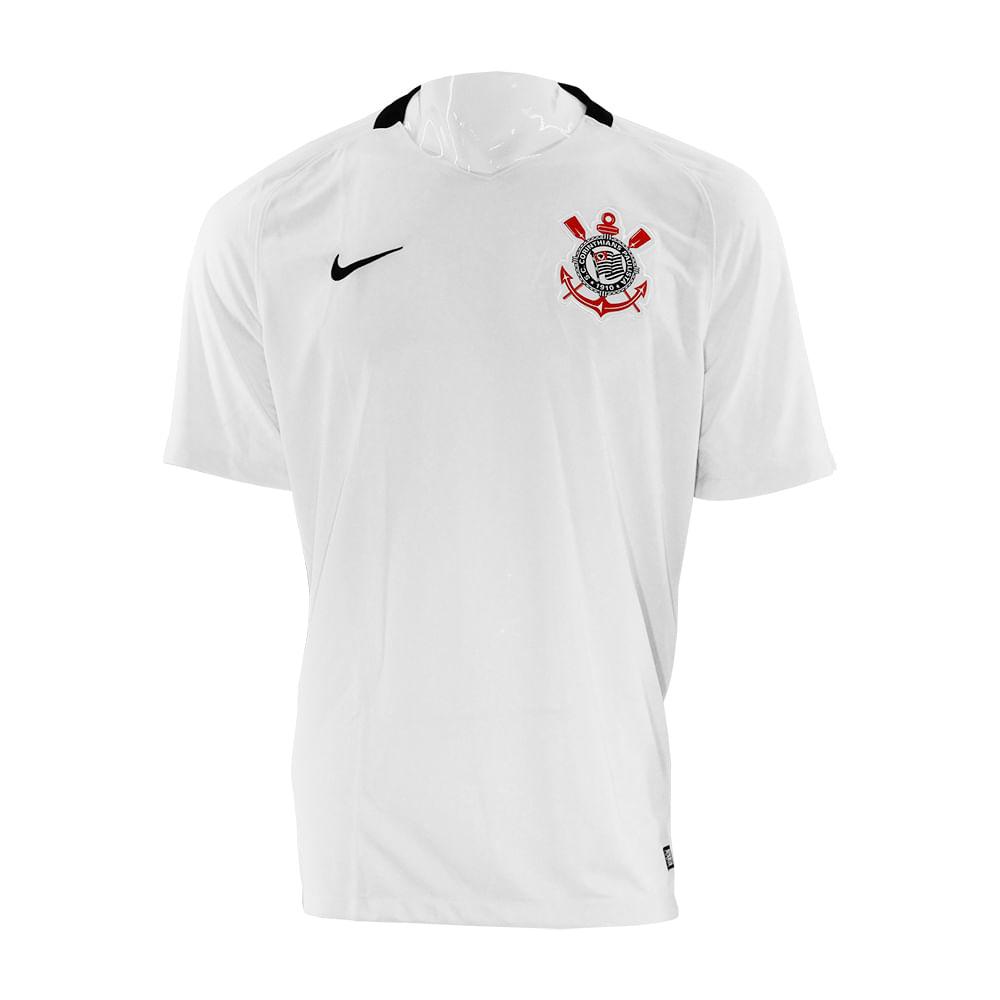 26ad8f8315 Camiseta Nike Corinthians SS - Rogers Tenis