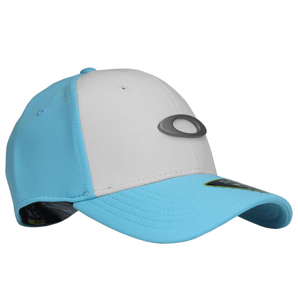 Boné Aba Curva Oakley Tincan Cap - Rogers Tenis 227368c6b09
