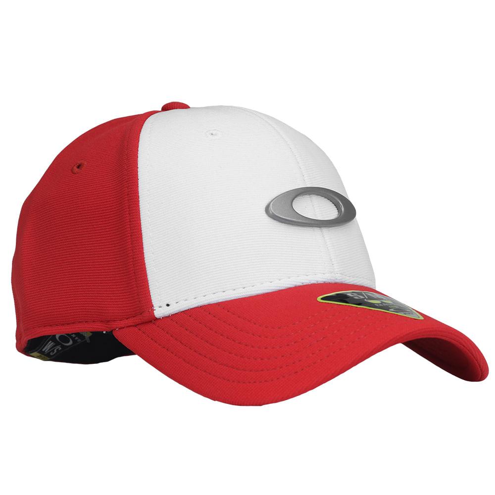 Boné Aba Curva Oakley Tincan Cap - Rogers Tenis 15548358829