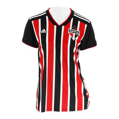 e8b5ded58b Camisa Feminino Adidas São Paulo II