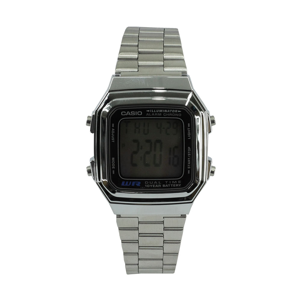 17926d4fb9f Relógio Casio Vintage - Rogers Tenis