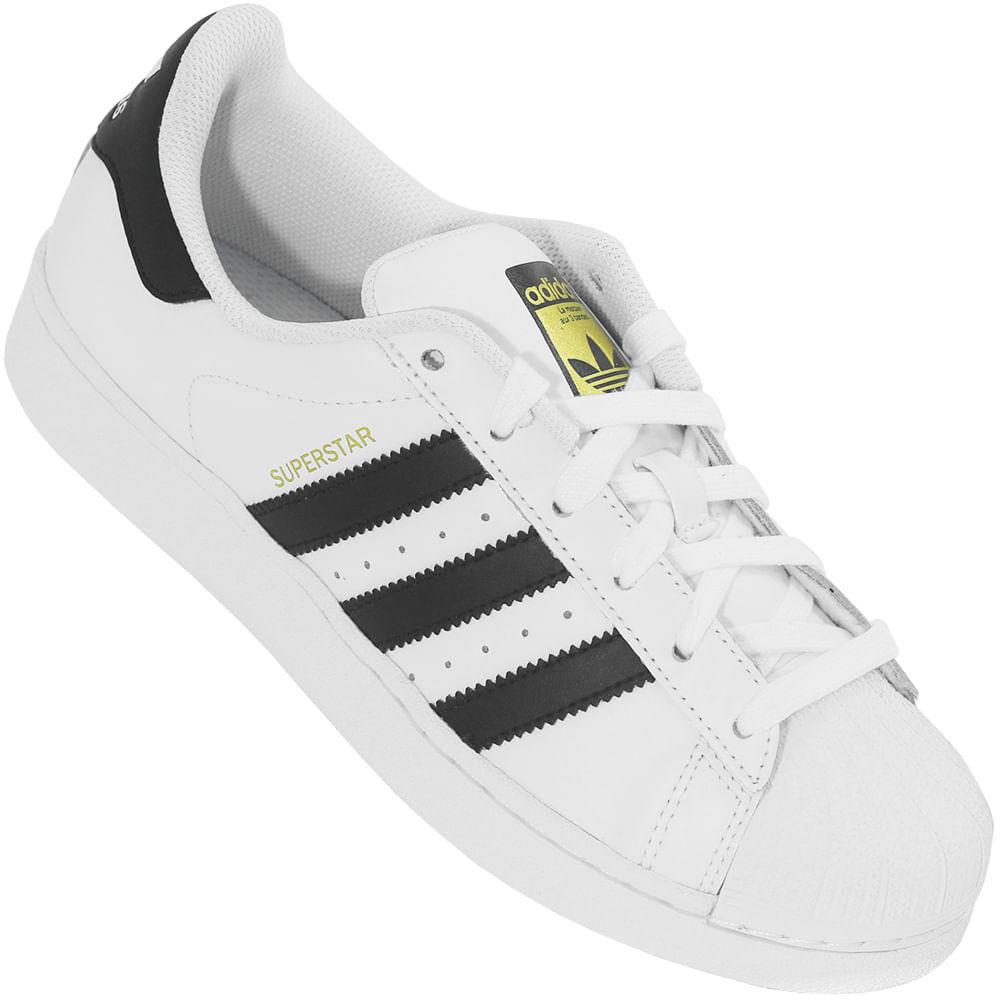 99aa122ba9 Tênis Adidas Superstar - Rogers Tenis