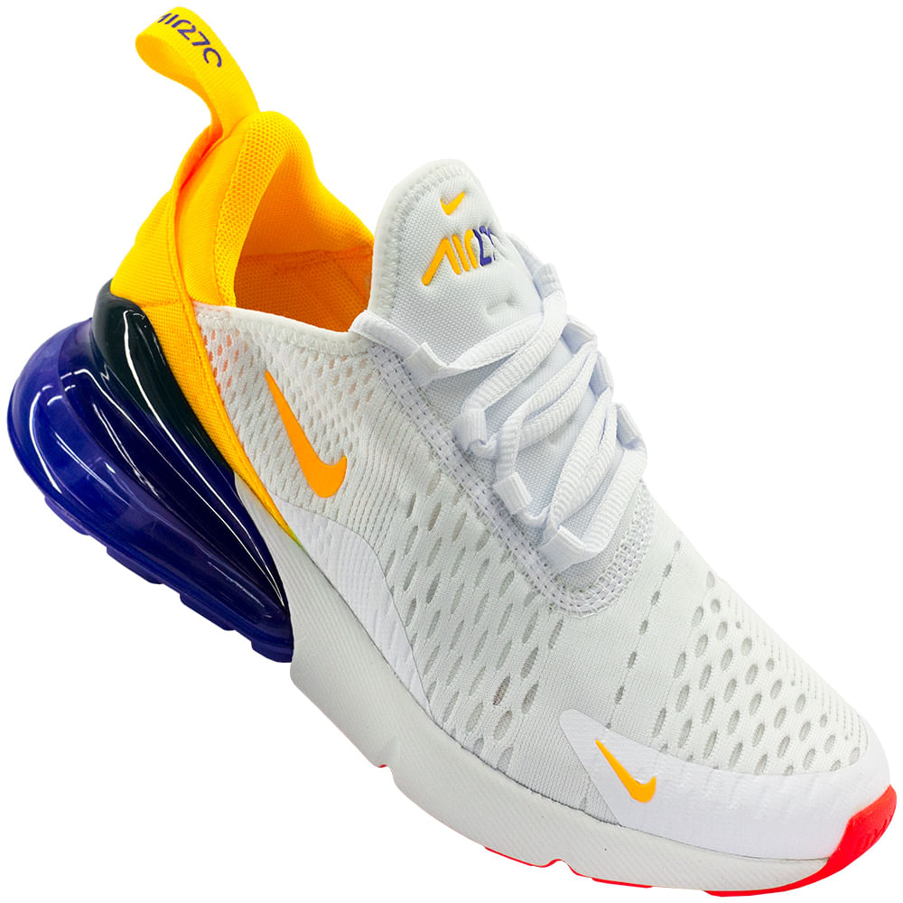 56e4a7ec79 Tênis Feminino Nike Air Max 270 - Rogers Tenis