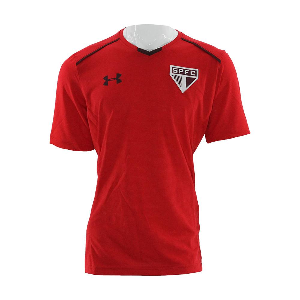 bcc912ffd36cf Camiseta Under Armour São Paulo Treino - Rogers Tenis