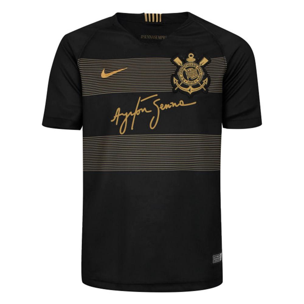 d55e4829dd Camisa Nike Corinthians III - Rogers Tenis
