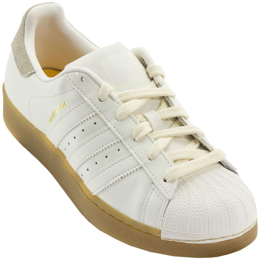 5d156ce566b Tênis Feminino Adidas Superstar W - Rogers Tenis
