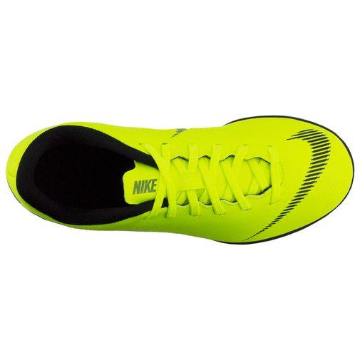 Chuteira Infantil Nike JR Vapor 12 Club GS TF - Rogers Tenis 927acf5e7679d