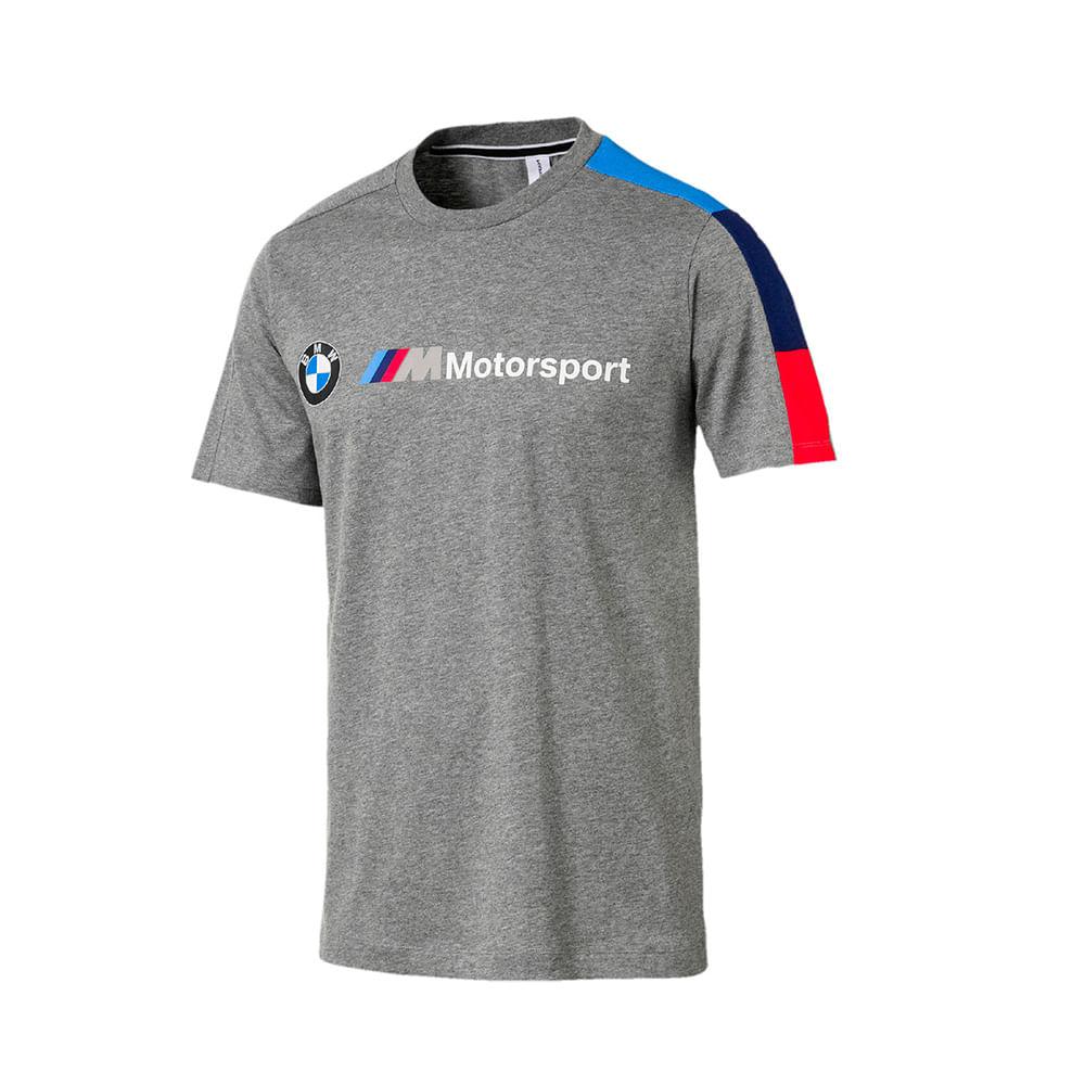 Camiseta Puma BMW T7 - Rogers Tenis 9f9f4f7f906