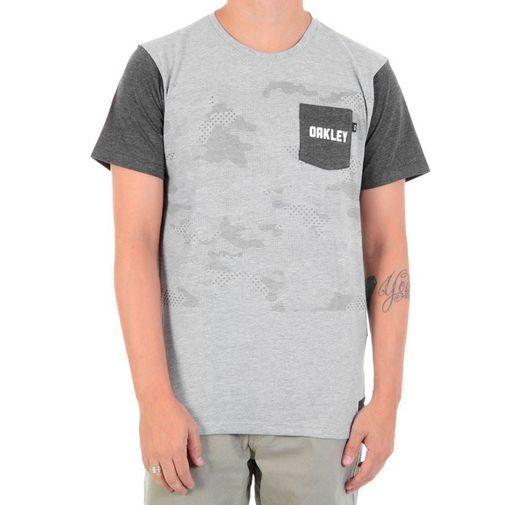 22a20d3973 Camiseta Oakley Especial Highest Camo - Rogers Tenis