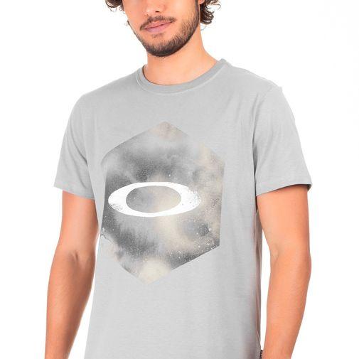 Camiseta Oakley Smudge Hex Tee 7b73a1d2944