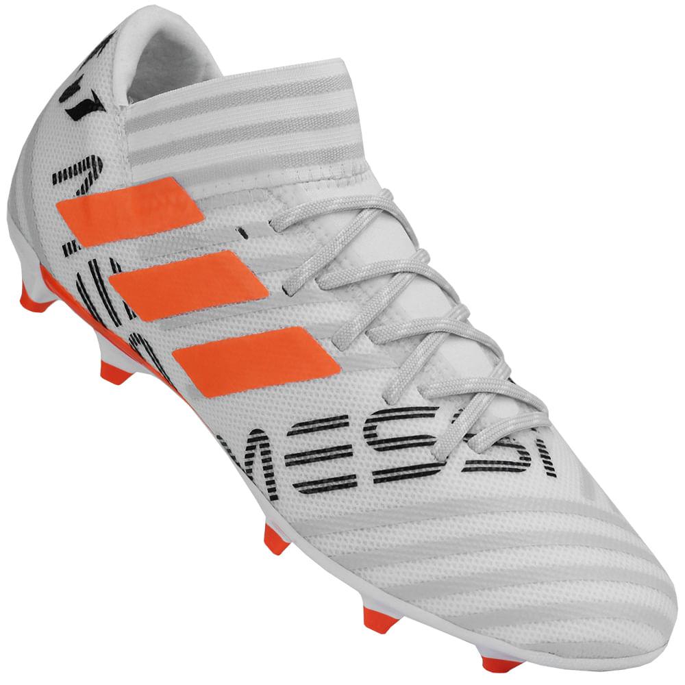 f7a37fa2d6e9b Chuteira Adidas Nemeziz Messi 17.3 Campo - Rogers Tenis