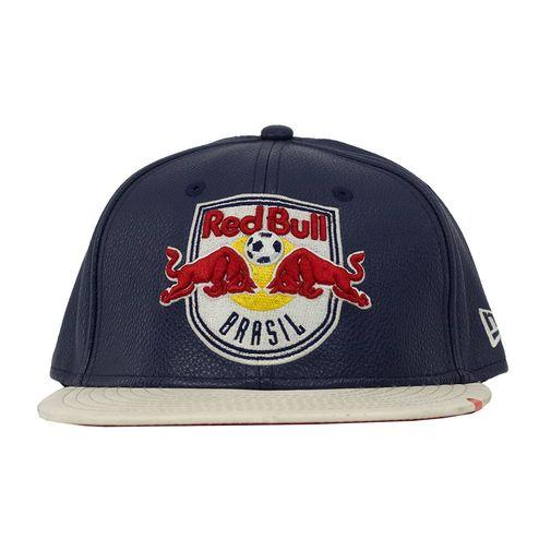 a86cdd3fabb6d Boné Aba Reta New Era Red Bull Soccer - Rogers Tenis