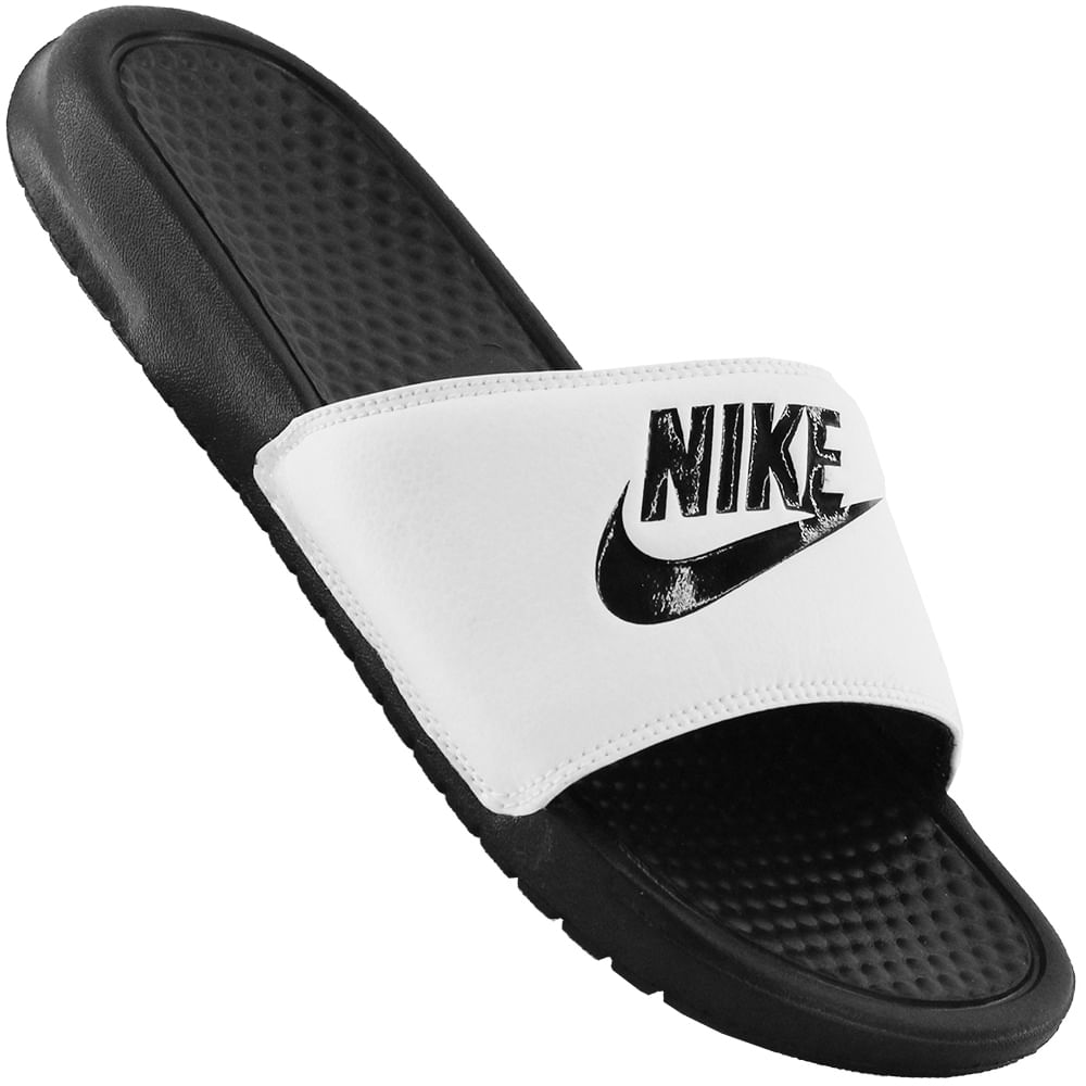12ef928fdbd Chinelo Nike Benassi JDI - Rogers Tenis