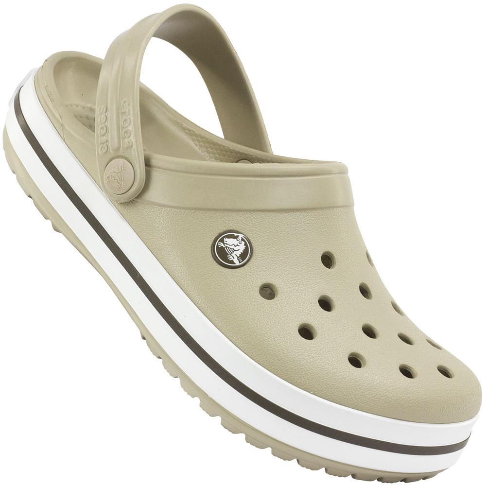 51c1ab67b5 Sandália Crocs Crocband - Rogers Tenis