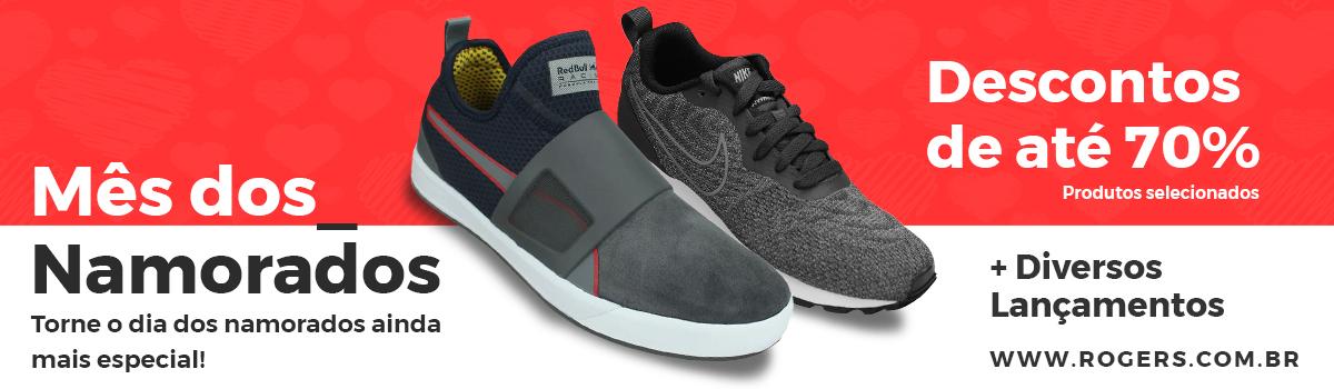 4f0f9487a Roger´s Tênis - Compre Online - Oakley, Nike, Adidas, Bull Terrier ...